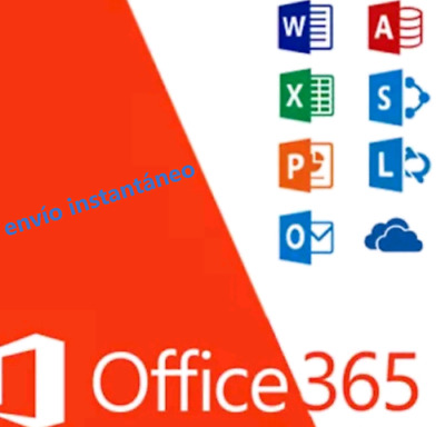 Microsoft Office 365 2019 Lifetime Account License For 5 PCs Win Mac