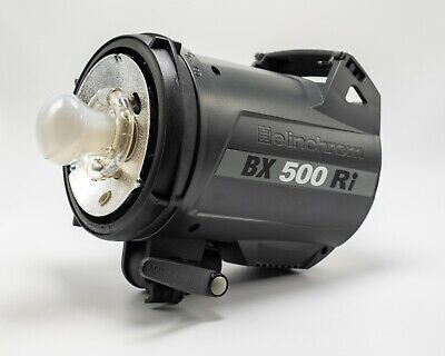 Elinchrom BX500Ri  Compact Monolight Flash Excellent Condition with Cord