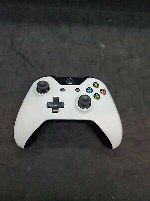 Microsoft Xbox One Wireless Controller - White (TF5-000020) No Back Cover