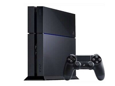Sony PlayStation 4 500 GB Gaming Console with Controller and All Cables