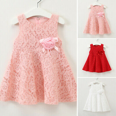 Baby Girls dress Kids Toddlers Pageant A Line Girls dress Children Party