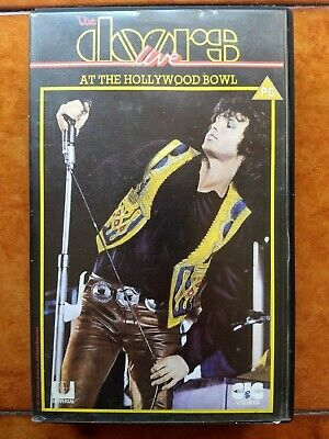 The Doors - Live At The Hollywood Bowl - Vhs