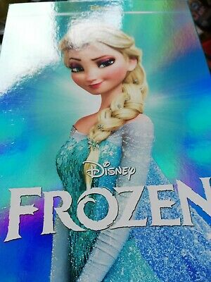 Frozen dvd Walt Disney 52 on spine in white SEALED and O ring sleeve