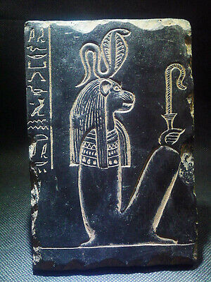 EGYPTIAN ANTIQUES ANTIQUITY Stela Stele Stelae 1549-1320 BC