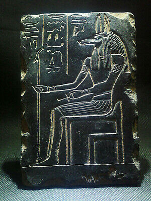 EGYPTIAN ANTIQUES ANTIQUITY Stela Stele Stelae 1549-1307 BC