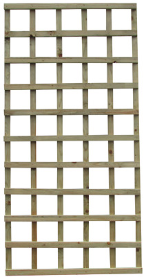 New Heavy Duty Garden Timber Trellis - various heights and pack sizes available