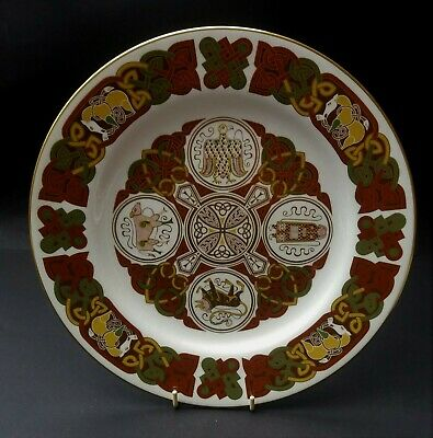 Bone China Spode The Durrow Collector Plate