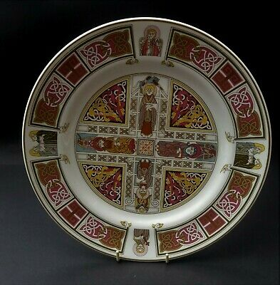 Bone China Spode The St. Gall Collector Plate