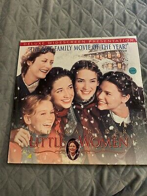 Laserdisc - Little Women - Winona Ryder
