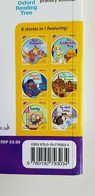 Oxford Reading Tree Songbirds PHONICS reception home school 6 books in 1 stage 5