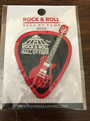Rock & Roll Hall Of Fame Patch
