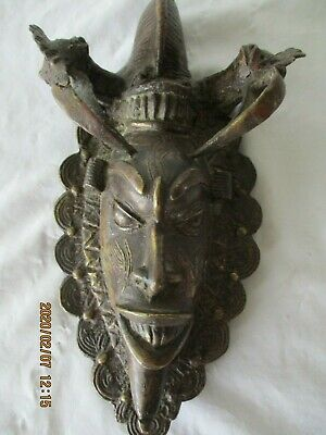 Antique Gothic Monster, Cast Iron Or Brass?, Three Monsters In One, See Photos
