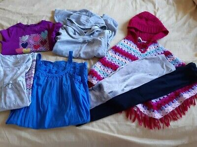 Girls Clothes Bundle Gap, Next age 7-8-9 years x 7 items