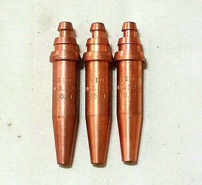 Victor cutskill 138-2 acetylene tip Airco style