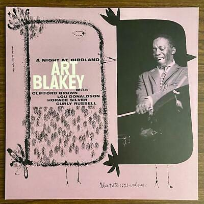 Art Blakey A Night At Birdland Volume 1 Blue Note Stereo Vinyl