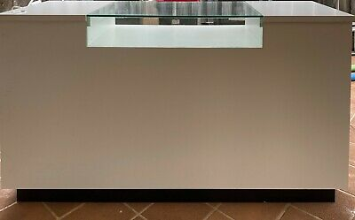 Retail Shop Counter with glass display * USED *