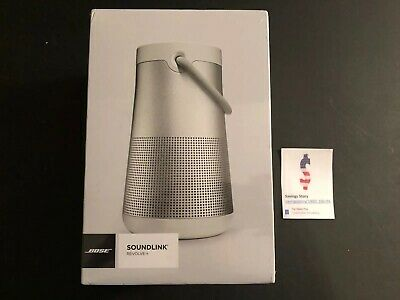 Bose Soundlink Revolve Plus portable bluetooth speaker (lux gray) NEW Sealed