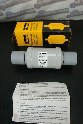 PARKER - LIQUID LINE FILTER DRYER BF164S, 1/2 ODF MALE (NEW in BOX)
