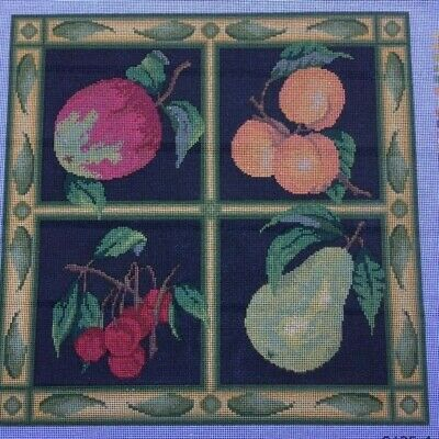 Tapestry - Printed Canvas - Fruit - Mono Canvas by Coats Patons