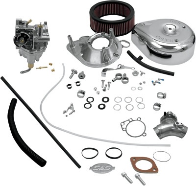S&S S&S E Carb 99-05 Twin Cam Ds-0452