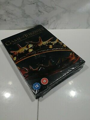 Game of Thrones - The Complete Second Season [DVD, New & Sealed] - (#A2)