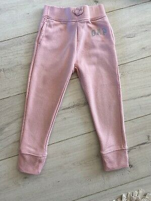 Girls Lovely GAP Joggers Age 3