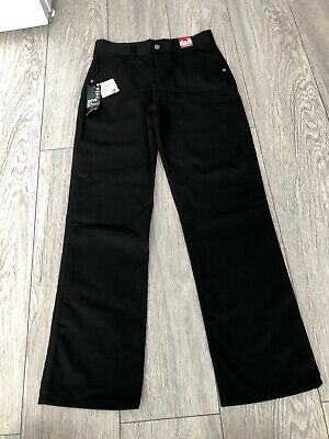 Boys Next Black School Trousers Size 14 Years BNWT