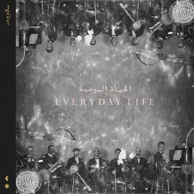 Coldplay - Everyday Life CD Parlophone Label Group (PLG) NEW