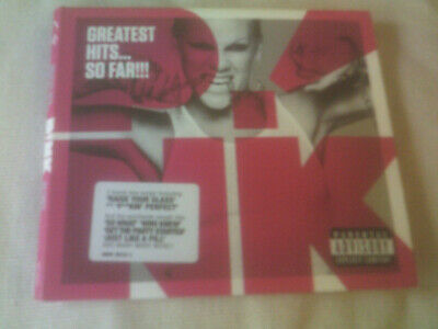 Pink - Greatest Hits.....so Far! - 19 Track Cd Album - P!Nk