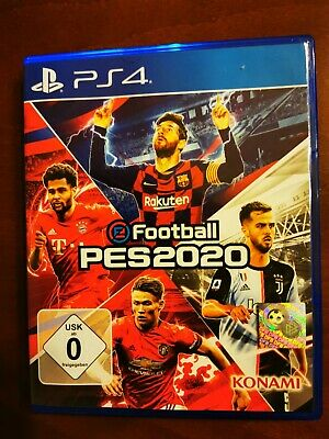 PS4 eFootball  PES 2020 EU come nuovo