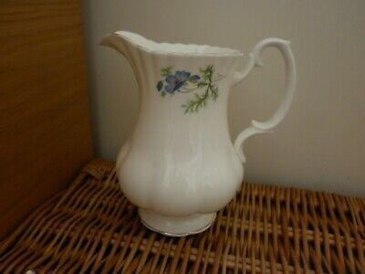 Richmond bone china 16 c.m. Blue Poppy Jug