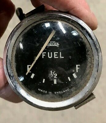Jaeger TR 2 / 3 fuel gauge PG163 used untested under core unit price