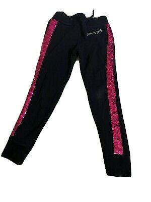Girls Pineapple Jogging Bottoms Size 5-6