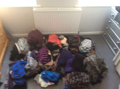 Ladies Joblot Clothes. Various Sizes And Brands X 50 Pieces