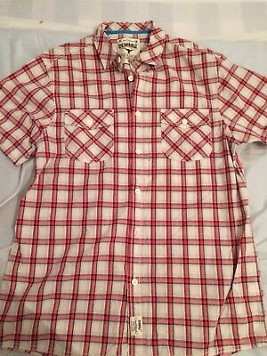 Bundle / Joblot Mens Shirts Size M Denim Co. Cedar Wood State
