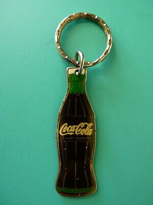 FREE SHIPPING Coca-Cola Vintage Bottle Keychain