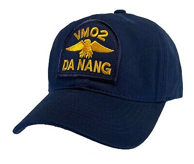 "Magnum P.I. ""DAD"" Cap VM02 Da Nang Ball Cap Unstructured Cotton"