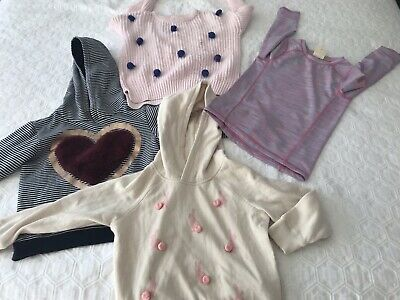 Girl Size 5 Jumpers - Seed Heritage And Cotton On