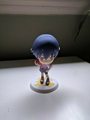 Bakemonogatari Suruga Kanbaru Nendoroid Figure (figure only, no box included)