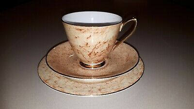 Vintage Royal Albert Bone China Gossamer Tea Trio