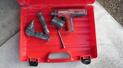 Hilti DX 351 MX   Powder Actuated Tool  kit NICE (875)