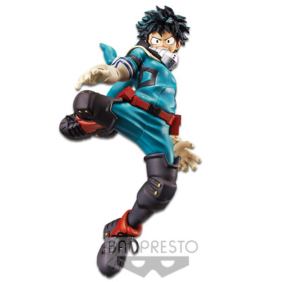 My Hero Academia - King Of Artist Izuku Midoriya Figure
