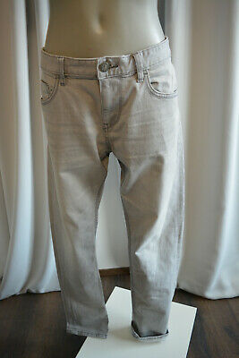 Tom Tailor Troy Slim Herren Jeans W36 L34 Grau