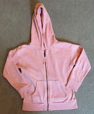 Next Girls Hoodie Age 8 Years- Worn Once