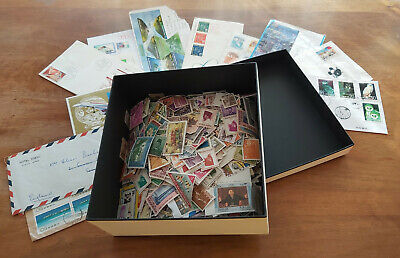Job Lot - See 5 Scans - World Accumulation Of Stamps And Covers - Lot 917