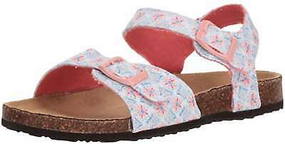 Kids Joules Girls Y_JNRTIPPYTOES  Ankle Strap, Beige, Size 3.0 M US Kids m US /