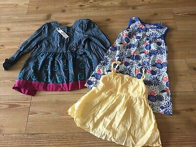 BNWT M&S 5-6 YEARS BNWOT SUMMER DRESS AND TOP MOTHERCARE MINI MODE NEW Girls