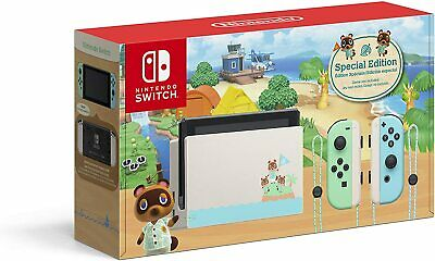 [BINB] Nintendo Switch - Animal Crossing : New Horizons Limited Edition