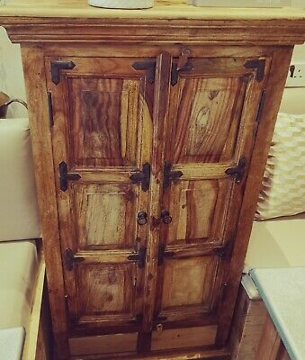 Morrocan style vintage wardrobe very good quality