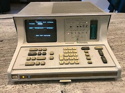 Hewlett-Packard HP 1611A Logic State Analyzer